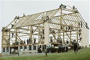 From barn raisings to home building wsj for Amish home construction