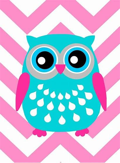 Owl Clipart Clip Designs Illustrations Owls Girly