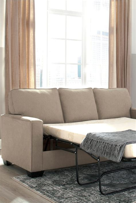 loveseat pull out how to make a pull out sofa bed more comfortable