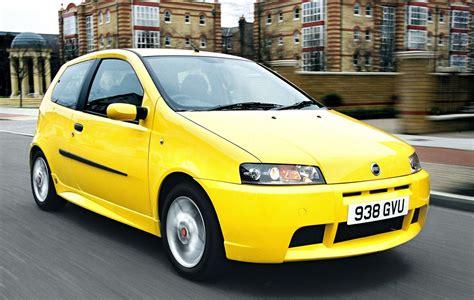 fiat punto hatchback review 1999 2003 parkers