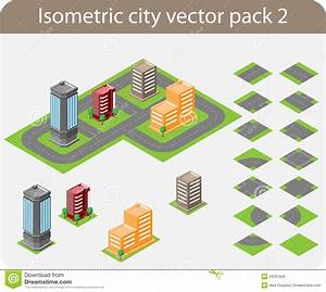Pack City 2 : isometric city pack 2 stock photography image 23331842 ~ Gottalentnigeria.com Avis de Voitures