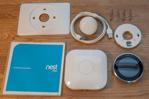 nest learning thermostat  gen hot water installation