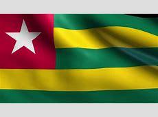 Togo Flag Loop 1 Stock Footage Video 1370257 Shutterstock