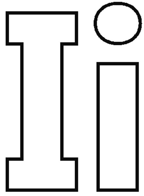 letter i words coloring page best place to color materialforenglishclasses smile you re at the best 66077