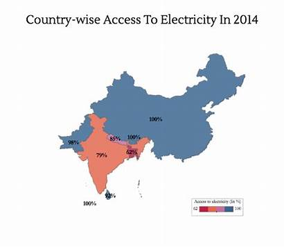India Neighbouring Electricity Bangladesh Access Nations Among