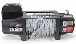 Smittybilt X20-15 5 Gen2 Waterproof Winch