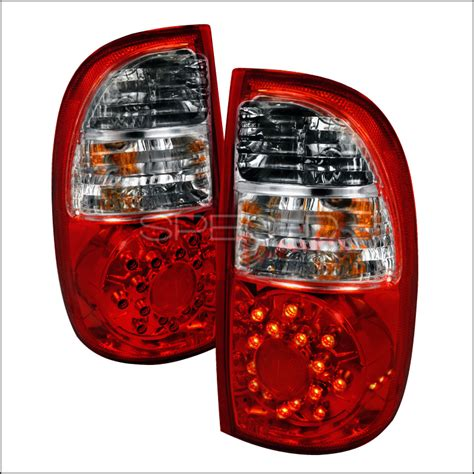 2005 prius led brake light 2005 2006 toyota tundra led tail lights red duraflex
