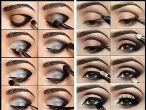 Quel Fard A Paupiere Pour Yeux Marron : smoky eyes de soir e pour yeux marron et bruns blog smoky eyes ~ Melissatoandfro.com Idées de Décoration