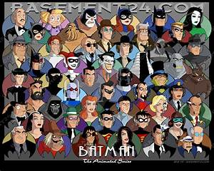BTAS - Wallpaper by basement24 on DeviantArt