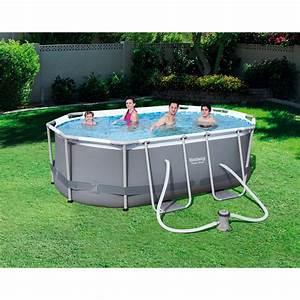 Piscine Hors Sol : piscine hors sol autoportante tubulaire bestway l 3 x l 2 ~ Melissatoandfro.com Idées de Décoration