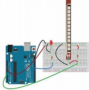 Flex Sensor With Arduino - Theorycircuit