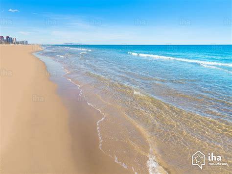 pisos de alquiler en gandia playa alquiler piso playa de gandia para sus vacaciones con iha