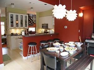 kitchen kitchen dining room decorating ideas dining room With kitchen and dining design ideas