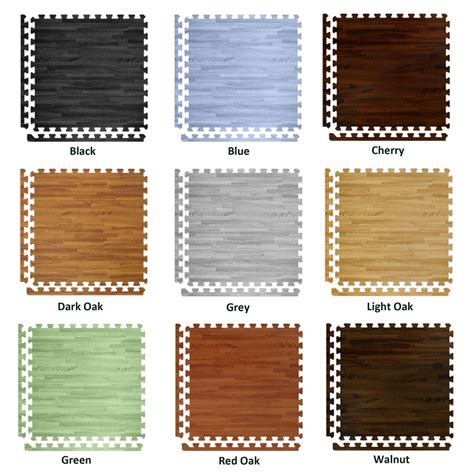 10x10 interlocking soft wood tile trade show flooring