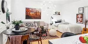 Wohn Schlafzimmer Kombinieren : 1001 wohnzimmer einrichten beispiele welche ihre einrichtungslust ~ Orissabook.com Haus und Dekorationen