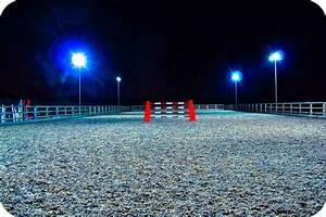 Arena lighting equine electrical contractors