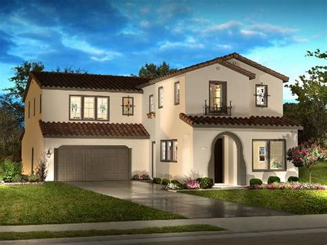 beautiful homes designs ideas one story stucco house exterior style house design and