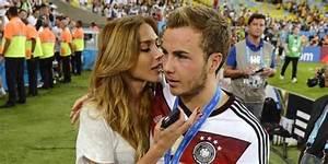 Mario Götze vous présente sa femme DH be