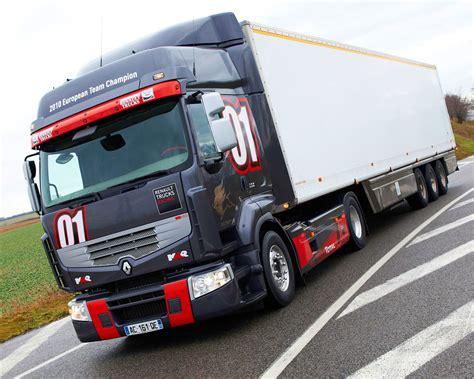 renault trucks premium renault premium long distance limited editions