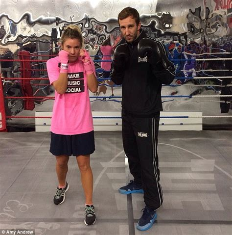 kathryn newton workout amy andrew swapped the gym for the boxing ring daily