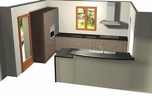 quel carrelage choisir pour une cuisine maison design With quel parquet pour une cuisine