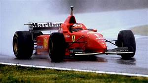 F1 1996  Michael Schumacher Amazing Spain Grand Prix  In The Rain
