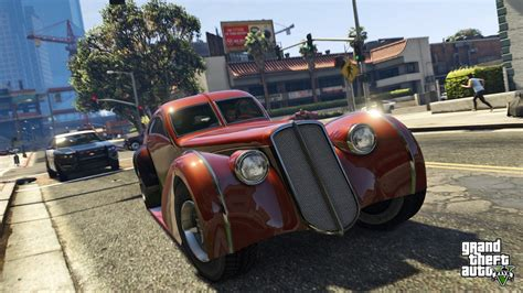 Grand Theft Auto V Is Getting First Person Pov Mode For