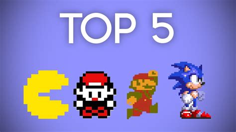 Retro videogames and consoles for sale. Top 5 Best Retro Games! - YouTube