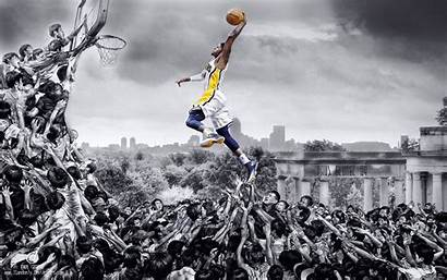 Paul George Dunk Impossible Nothing Wallpapers Iphone