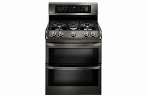 Lg Double Oven Gas Range Manual