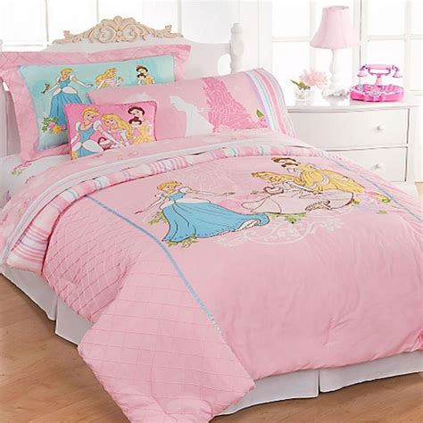 Disney Princess Twin Bedding Set  Home Furniture Design