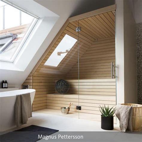 Badezimmer Mit Sauna by Sauna Im Badezimmer Bath Badezimmer Dachgeschoss
