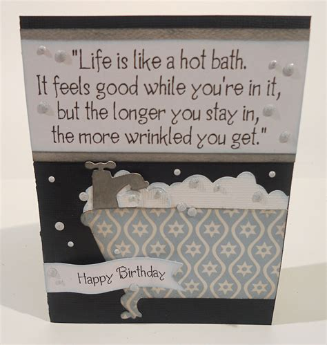 The site has wonderful cards for every. Allred Design Blog: Handmade Funny Birthday Cards