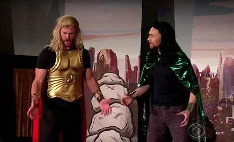 watch thor ragnarok cast perform the film live in 4d