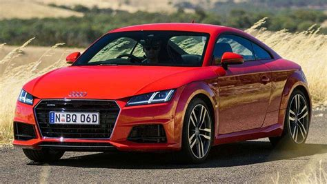 S Line 2015 by 2016 Audi Tt S Line Review Road Test Carsguide