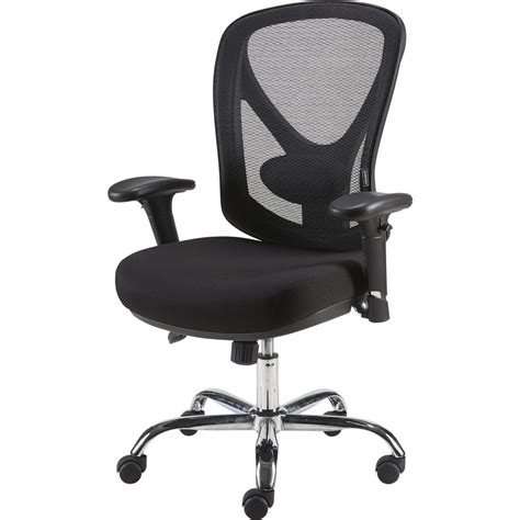 Computer Desk Chairs Staples by Staples Crusader Mesh Ergonomic Operator Chair Black
