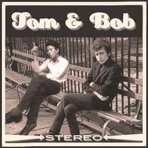 Tom Waits and Bob Dylan