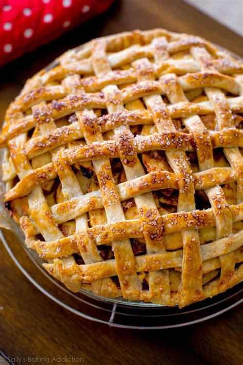 Salted Caramel Apple Pie by Salted Caramel Apple Pie Bobby Flay