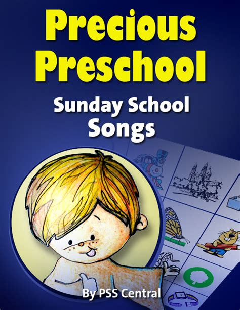 preschool sunday school songs 729 | sssongscover