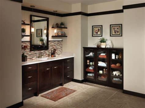 Kona Modern Bathroom Vanity Set by Bathroom Brown Bathroom Sink Cabinets With White