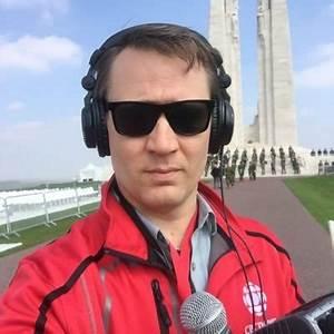 David Common | Canadian Broadcasting Corporation (CBC ...