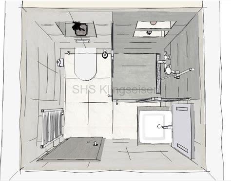 Kleines Bad Mit Dusche 3 Qm by 4 Qm Bad Gestalten Badezimmer 4 Qm Ideen Kleine B Der