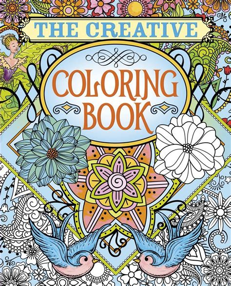 creative coloring books the creative coloring book pencils