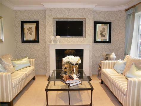 livingroom wallpaper wallpaper living room design ideas photos inspiration rightmove home ideas