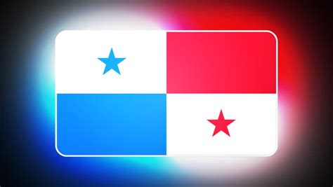 American Flag Hd Images Panamanian Flag Footage Stock Clips
