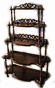 antiquescom classifieds antiques antique furniture With etagere retro eclaire
