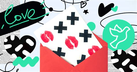 write  perfect love letter  valentines day