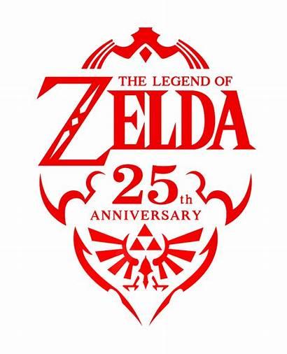 Zelda Anniversary 25th Legend Tloz Gamepedia