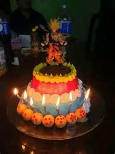 dragon ball z cake food pinterest