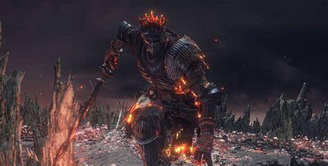 dark souls  final boss  soul  cinder beaten